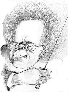 James Levine caricature Music Images, Conductors, Classical Music, Orchestra, Artsy, Humor, Caricatures, Artwork, Fun