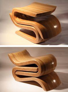 Shape by Dusens - Deux sièges modulables