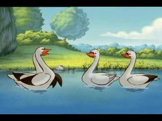 The Ugly Duckling(Modern Classics of Hans Christian Andersen) 3/3