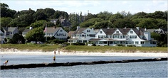 Near the Kennedy Compound..
