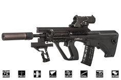 Airsoft GI Custom INVADER AEG Airsoft Gun