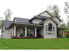 Listing #16-533, Price: $389,000, Address: 3465 W Discovery Loop Wasilla, Beds: 3, Baths: 2.5