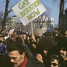 Several thousand items from the 1960s-90s documenting the generations of activists in the United States that fought for civil rights for lesbian, gay, bisexual and transgender people, and struggled against societal stigma to end the AIDS crisis. The collection consists of photographs documenting key activists, organizations, and protests, as well as posters, ephemera, and artwork.
