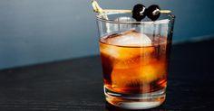 Walnut Manhattan 2 oz. Buffalo Trace Bourbon Whiskey .5 oz. Punt e Mes .5 oz. Nux Walnut Liqueur 2 drops Angostura Bitters