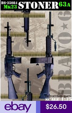 For sale stoner 63a cadillac gage with many extras pre may sales bravo6 135 stoner 63amk23 assault rifle set altavistaventures Choice Image