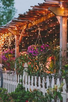 I wish I could convince my husband to build me this kind of patio cover. SO beautiful!!