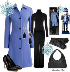 """Nutcracker Ballet with the Family"" by duchessbee ❤ liked on Polyvore"