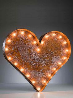 Vintage Marquee Lights -