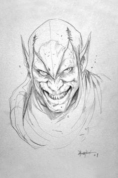 Day 05 - Thanos Pen Sketch. #dailydraw #thanos #marvel #gaurdiansofthegalaxy #sketch #sketchbook ...