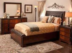 renaissance 5 pc bedroom set. decorating with this dundee 4-piece king bedroom set makes designing your a snap renaissance 5 pc