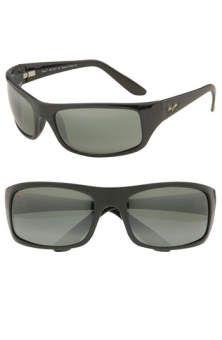 Maui Jim 'Peahi - PolarizedPlus2' Sunglasses