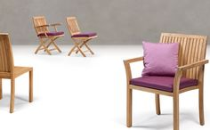 Royal Botania, Belgian Outdoor Luxury | Solid | #design #outdoor