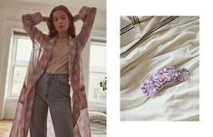 Stevie Howell Studio is a California-based design studio. Shop of eco-friendly home textiles, wallpaper and luxury loungewear in our original prints. Somerset Collection, Orchids, Lounge Wear, Khaki Pants, Blush, Feminine, Textiles, Silk, The Originals