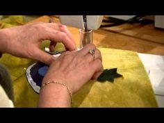 Machine Embellisher Techniques - AHTV-Q01 (HD) - YouTube