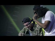 """Mac Miller feat. Ab-Soul - """"Matches"""" Live at Hammerstein Ballroom, N.Y"""