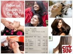Why pay for two services at any #salon of your choice when you can easily buy 1 and get 1 absolutely free, just like this mother-daughter duo who availed two hair #spas and paid for just one, saving almost Rs. 2300 in one go! Affinity Salon, Green Park  Thats recovering the cost of the book almost 2 times, in just one simple usage !!!  Just order your #citysurf book @ http://order.citysurf.in/landing  For home delivery mail us: info@citysurf.in or  Call us at: 9560955006! Order now!