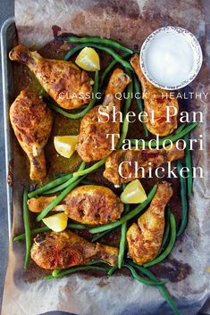 Easy Weeknight Indian Chicken! Paleo, Gluten Free and Dairy Free. Each Drumstick is only 97 calories!
