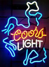 Budweiser beer select neon sign noen bar signs pinterest coors light neon cowboy light beer bar sign 021 rare aloadofball Choice Image