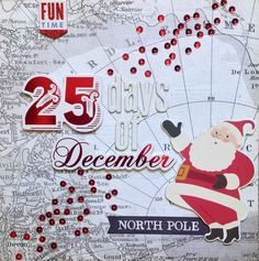 25 Days Intro 2013 December Daily inspiration
