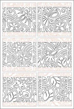 The set includes: 6 individual Mola Pantographs (#1 thru #6) © 2013 Patricia E. Ritter * This design is available in both paper and digital. Please select your preference below. NOTE: All digital designs include the following conversions: CQP, DXF, HQF, IQP, MQR, PAT, QLI, SSD, TXT, WMF and 4QB or PLT. Most designs also include a DWF, GIF and PDF. This pattern was converted by Digitech.