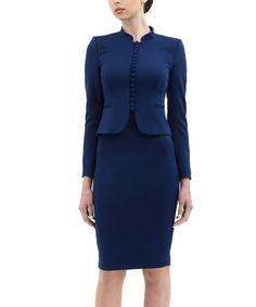 7cc462dd4d BGL Bgl 2pc Wool-Blend Skirt Suit Wool Blend