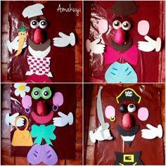 Tutorial-disfraz-Mr-potato-diy