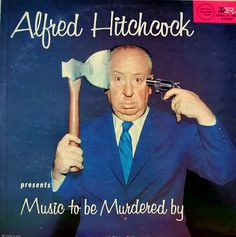 Hitchcock Presents; Music to be Murdered By, 1958