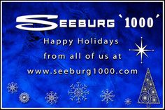 Seeburg 1000 Friends, Happy Holidays from http://seeburg1000.com
