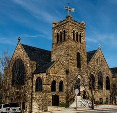 St. Mary's on the Highlands Episcopal Church by rod scott, via Flickr