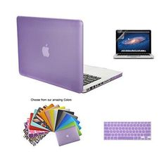 """Cool Apple Macbook 2017: MacBook Pro 13"""" Case TECOOL 3 in 1 Ultra Slim Multi Colors Plastic Hard She...  Macbook Covers Check more at http://mytechnoworld.info/2017/?product=apple-macbook-2017-macbook-pro-13-case-tecool-3-in-1-ultra-slim-multi-colors-plastic-hard-she-macbook-covers"""