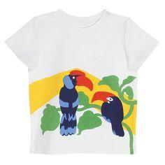 Marimekko Koikkeli Infant & Toddler Boy's T-Shirt | Kiitos Marimekko