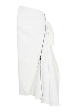 Contradiction Skirt by MATICEVSKI for Preorder on Moda Operandi