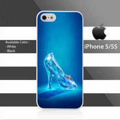 Shoes Cinderella iPhone 5 5s Rubber Case Cover