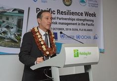 Pacific countries step up disaster risk reduction - UNISDR