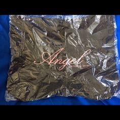 Victoria's Secret shoulder tote bag Brand-new still in bag Victoria's Secret angels black tote bag. Non smoking house. Victoria's Secret Bags Totes