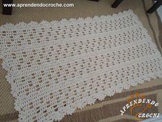 Resultado de imagem para tapetes com graficos croche diagonal