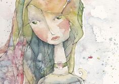 Danielle Donaldson's homepage mixed-media art and illustration