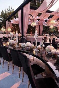 Wedding Reception Ideas, Wedding Trends, Wedding Table, Wedding Venues, Trendy Wedding, Wedding Backdrops, Tent Decorations, Wedding Decorations, Birthday Decorations