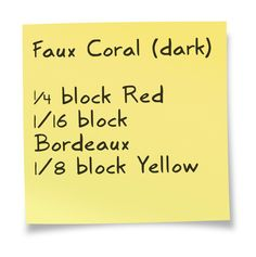 http://www.polymerclaycentral.com/kathyg_chat.html for more faux formulas Add translucent for striations, texture...credible coral.  #Polymer #Clay #Tutorials