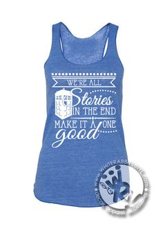 Hey, I found this really awesome Etsy listing at https://www.etsy.com/listing/176175049/doctor-who-inspired-tank-top