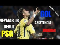 Asistencia y Gol!! | Asi Fue El DEBUT Perfecto De Neymar Con PSG!! Guingamp VS PSG 13/8/2017 - VER VÍDEO -> http://quehubocolombia.com/asistencia-y-gol-asi-fue-el-debut-perfecto-de-neymar-con-psg-guingamp-vs-psg-1382017 NEYMAR JR HIZO SU DEBUT PERFECTO HASTA EL MOMENTO!!! follow me /siganme en Neymar Jr vs Guingamp [Debut] – 13/08/2017 TheFinalWhistle HD Hace 2 horas16,984 vistas Download the onefootball app here – 2nd channel – Gaming Channel &#823
