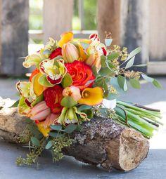 Bouquet in Crisp col