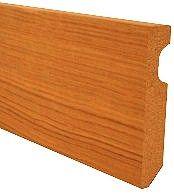 detallo canto recto zocalo rodapie madera maciza nortepares