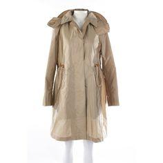 3684e0d3165 Burberry Manteau de Pluie Taille 36 Royaume-Uni 10 Beige des Dames Été