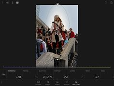 Neues Lightroom Mobile fokussiert mobilen RAW Workflow