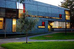music library at the University of California at Berkeley