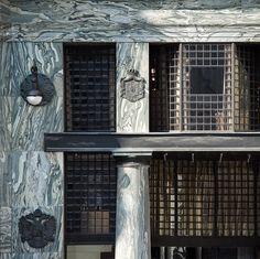 House on Michaelerplatz Vienna by Adolf Loos