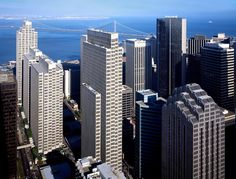 JOHN PORTMAN & ASSOCIATES - PROJECTS - USA - OFFICE - EMBARCADERO CENTER WEST - PROJECT GALLERY