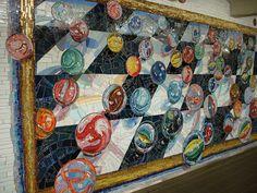 NYC - 42nd Street: Losing My Marbles by Lisa Dinhofer (2003) by christiNYCa, via Flickr