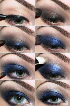 (+1) - Техника выполнения макияжа СМОКИ АЙС | ВСЕГДА В ФОРМЕ!